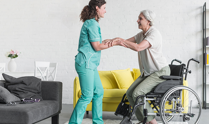 Preventing falls at home - Seniors Home Care