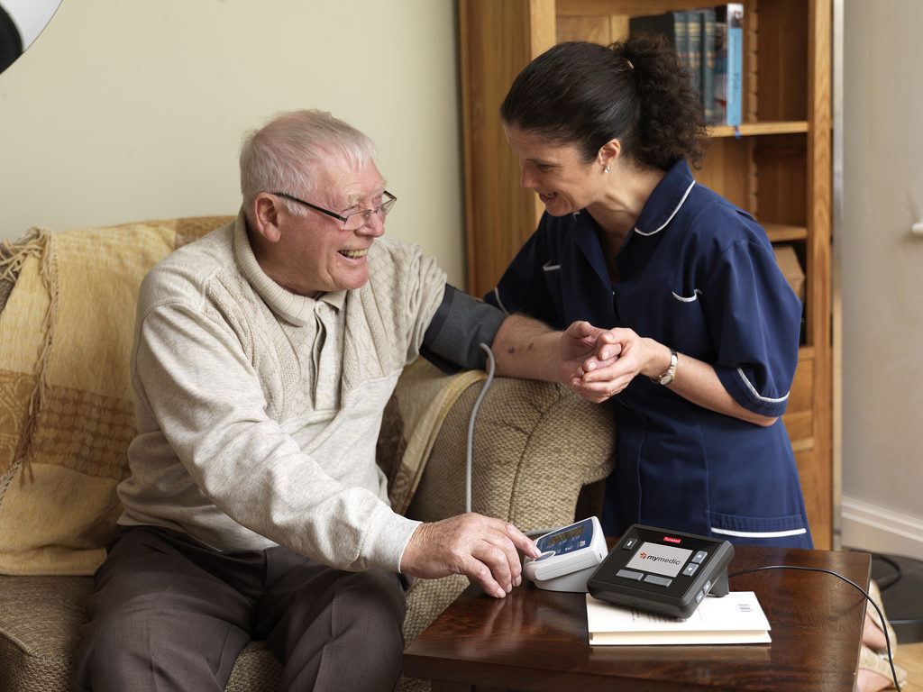 Home Care Services Agency - senior care agency