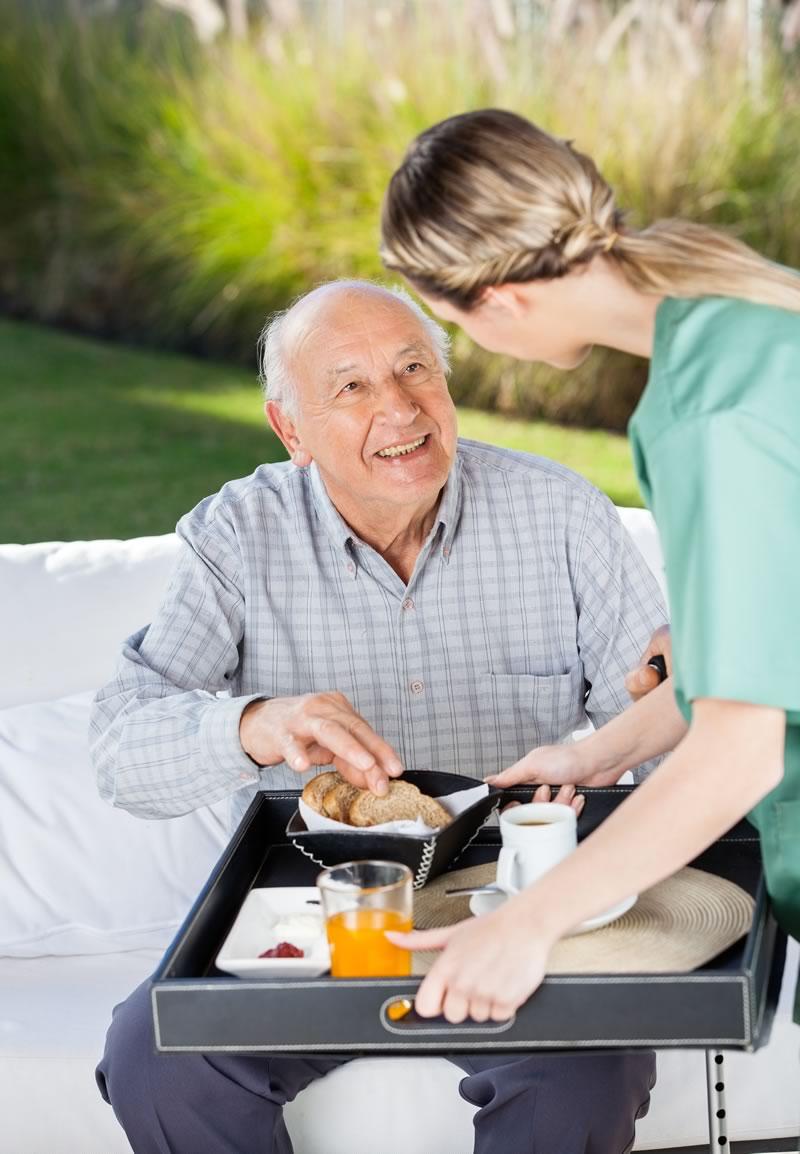 Nutrition Assistance for Elderly