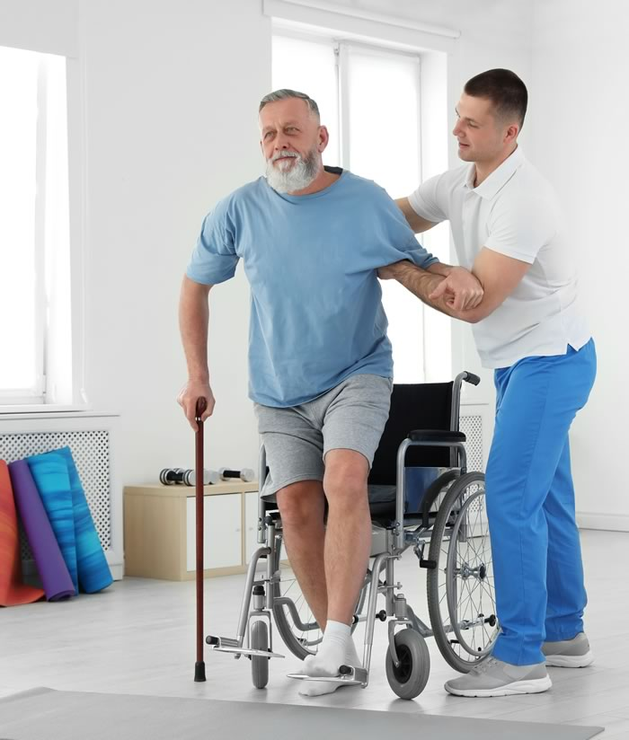 Seniors Occupational Therapy Services