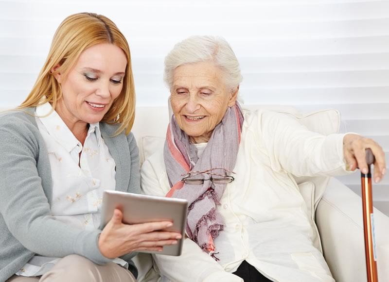 Social Worker for Elderly